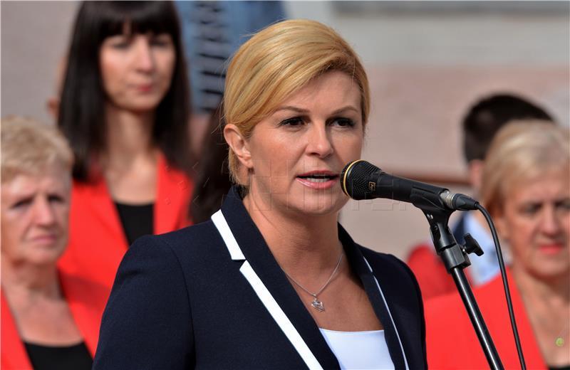 GRABAR-KITAROVIĆ 'Hrvatska može pomoći u popravljanju odnosa Rusije i EU'