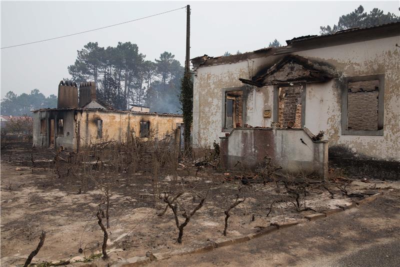 Broj mrtvih u požarima u Portugalu popeo se na 45