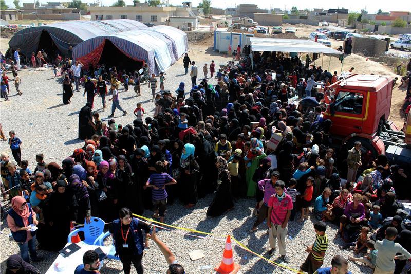 Tisuće stanovnika bježi iz kurdskih četvrti u Kirkuku