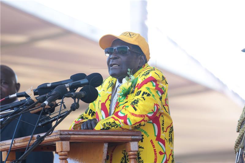 WHO preispituje Mugabeovo imenovanje ambasadorom dobre volje