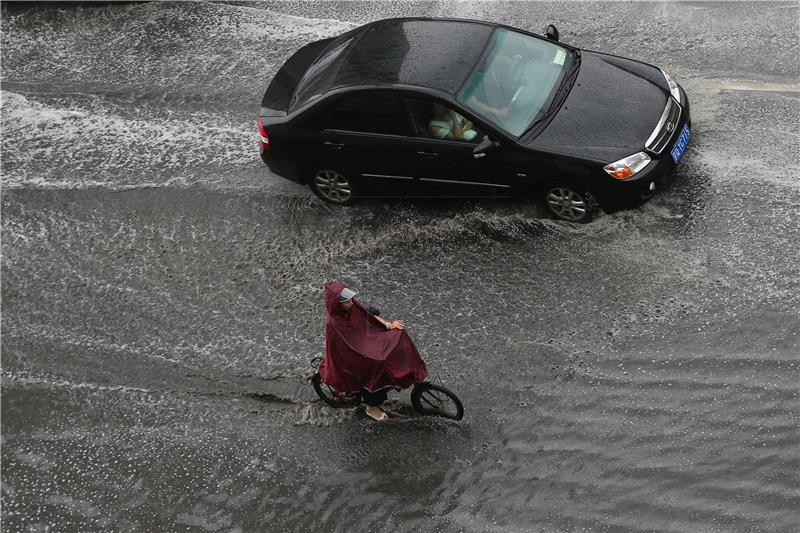 Jug Kine priprema se na tajfun 'Khanun'