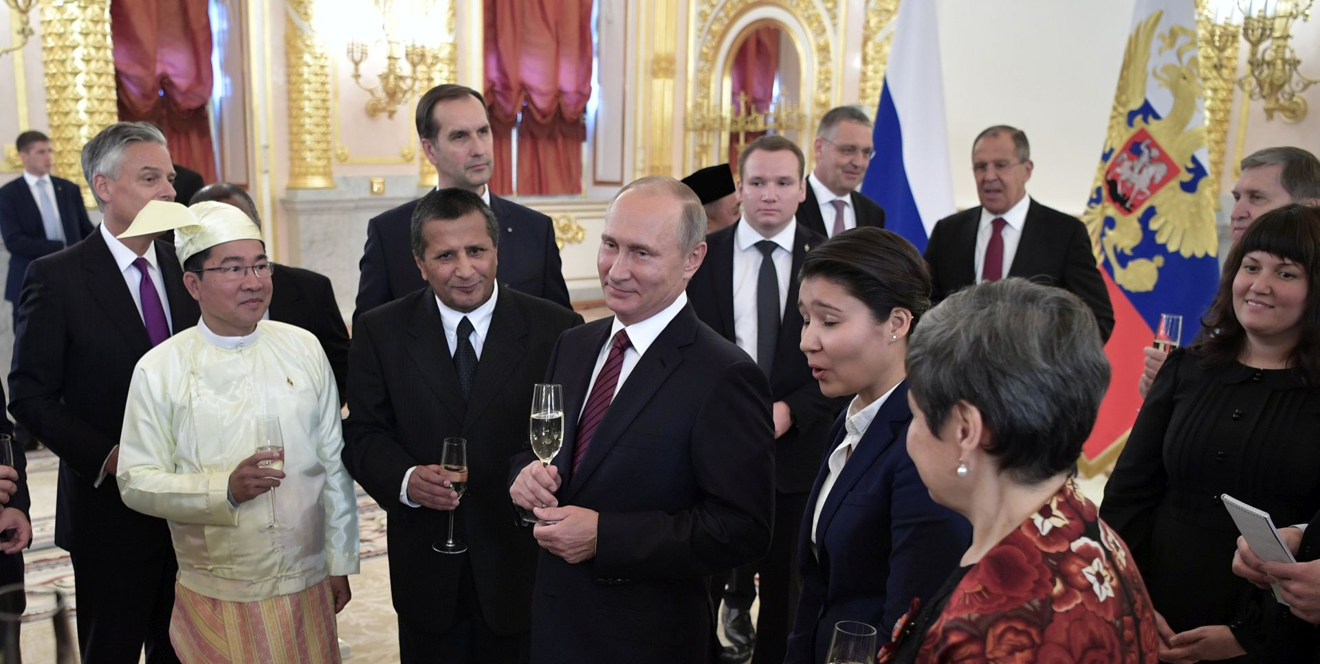 SP 2018 RUSIJA, PROBLEM U SAMARI Putin: Ne smijemo se opustiti