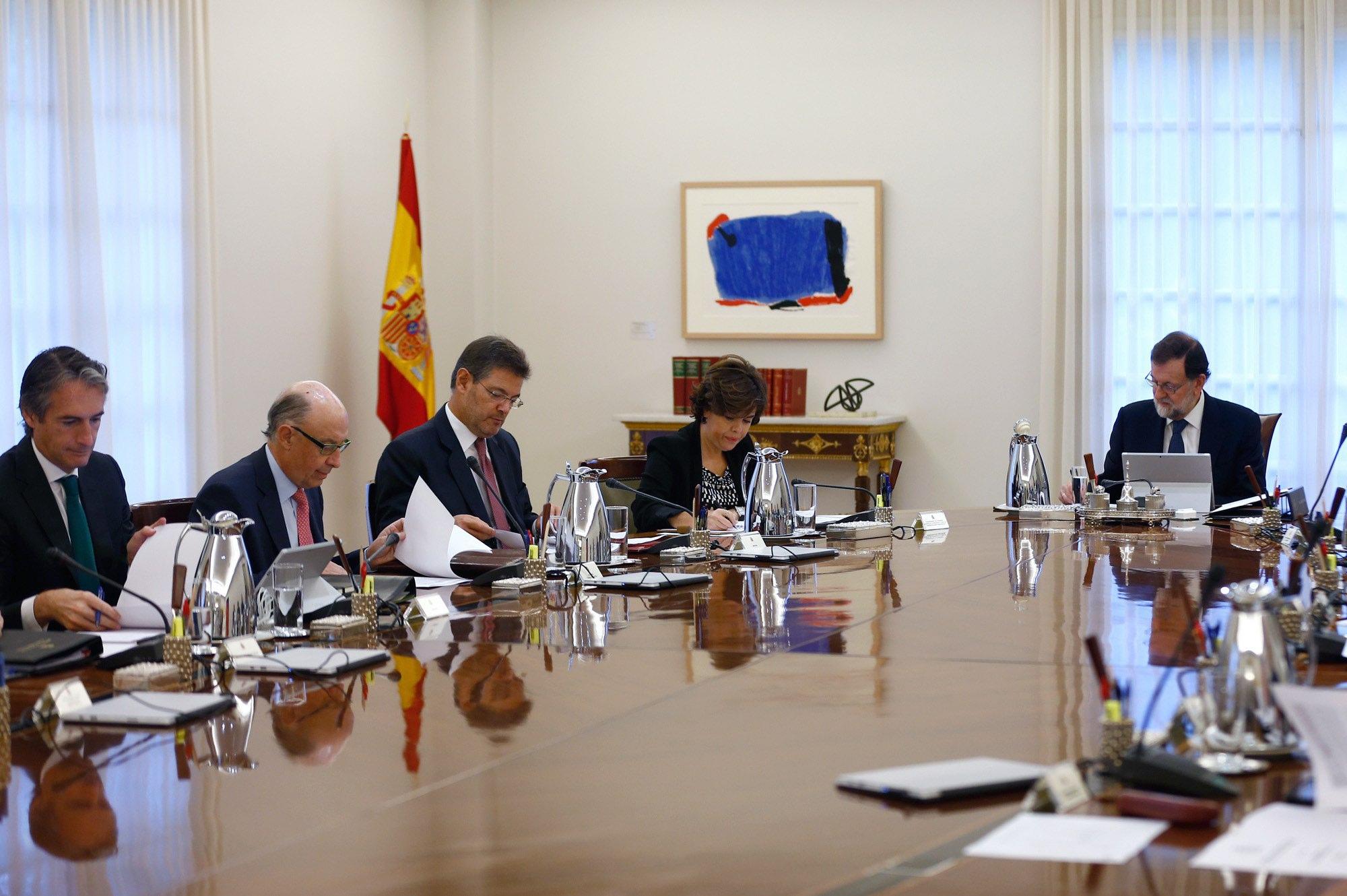 NAKON KATALONSKOG PROGLAŠENJA NEOVISNOSTI Španjolski senat aktivirao ključni članak Ustava o izvanrednim mjerama