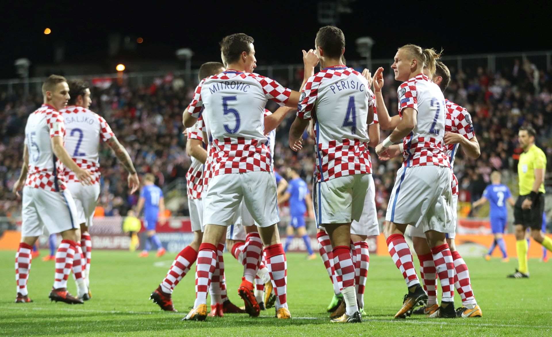 Hrvatska skočila dva mjesta na novom FIFA-inoj ljestvici