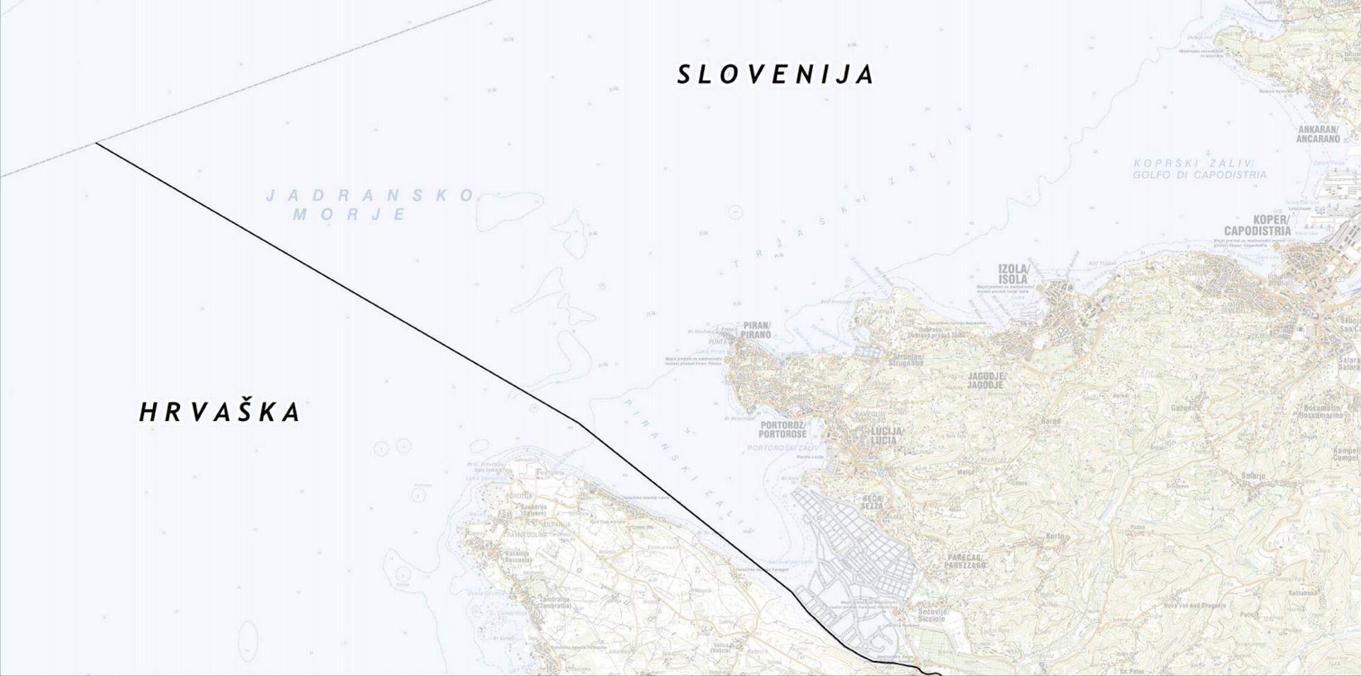 Slovenska vlada objavila zemljovide, Cerar za dijalog o implementaciji arbitraže