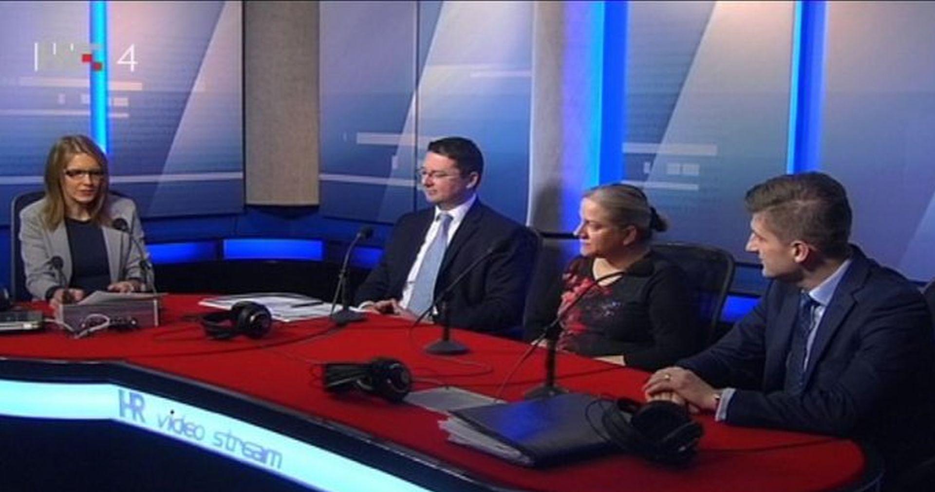 VIDEO: Marić: Uvođenjem eura trebali bi postići veći životni standard