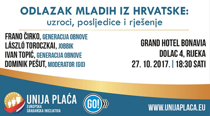 Odlazak mladih iz Hrvatske: uzroci, posljedice i rješenje
