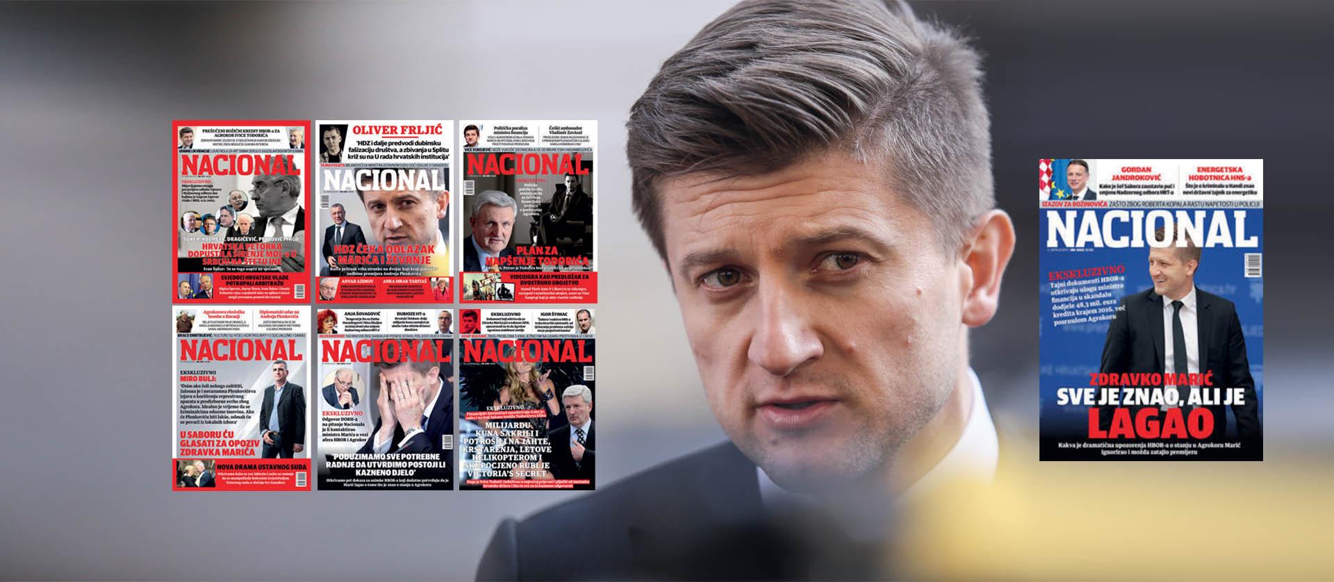 MARIĆ ODLAZI Za Plenkovića nije više pitanje treba li ministar financija odstupiti, nego kako će se to izvesti