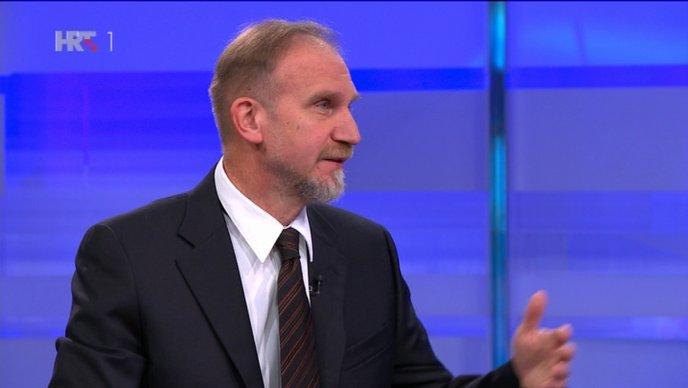 VIDEO: ŽELJKO ŠARIĆ (DSV): SOA radi fantomske popise korumpiranih sudaca