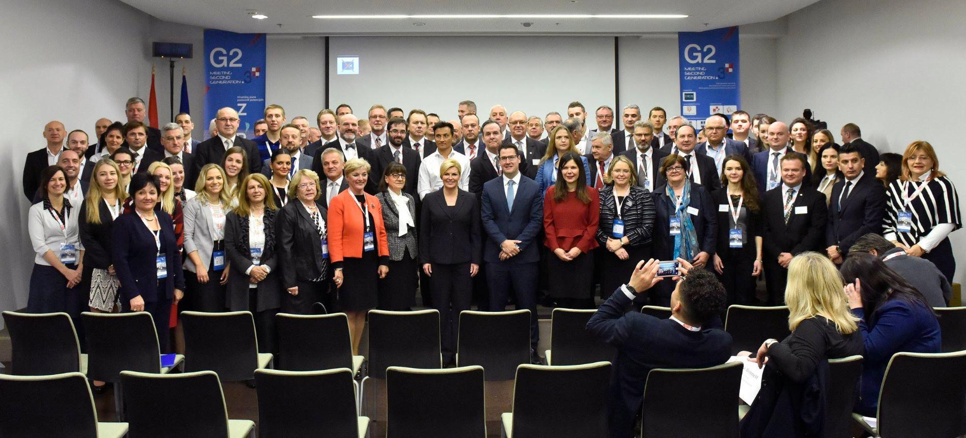 MEETING G2.3 Poslovno povezivanje domovinske i iseljene Hrvatske