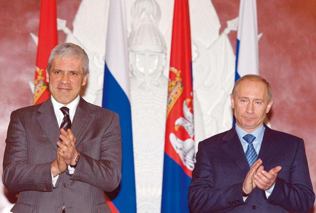 NOVI HRVATSKI IZAZOV Rusko-srpski pakt udarac na INU