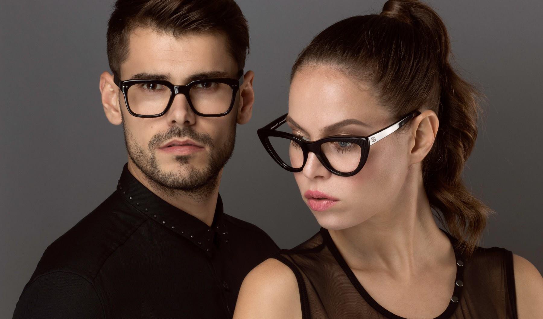 FOTO: Mia Kovačić i Marko Tkalčević u kampanji za Boris Banović Eyewear