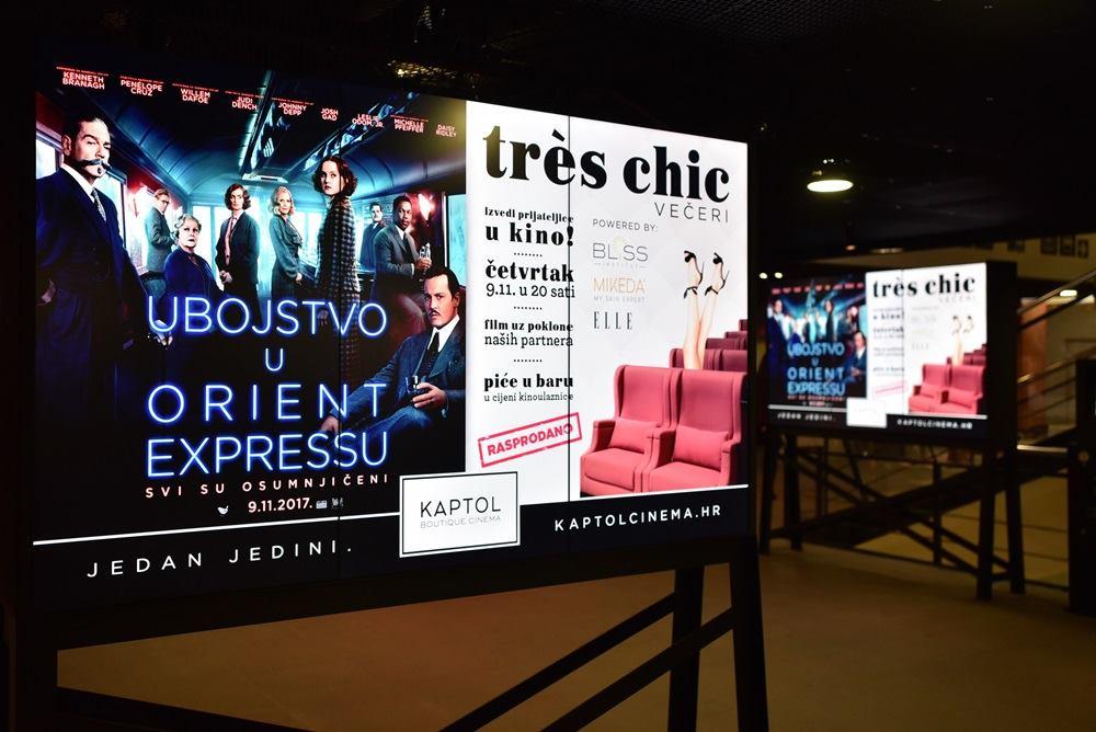 KAPTOL BOUTIQUE CINEMA Održana svečana premijera 'krimića' godine – 'Ubojstvo u Orient Expressu'