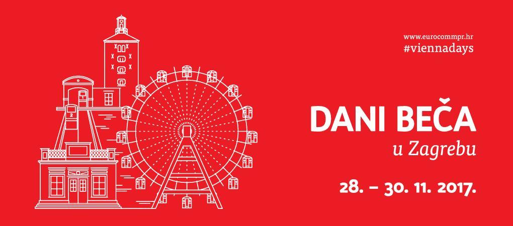 Od 28. do 30. studenog u Gradu Zagrebu se održavaju 'Dani Beča'