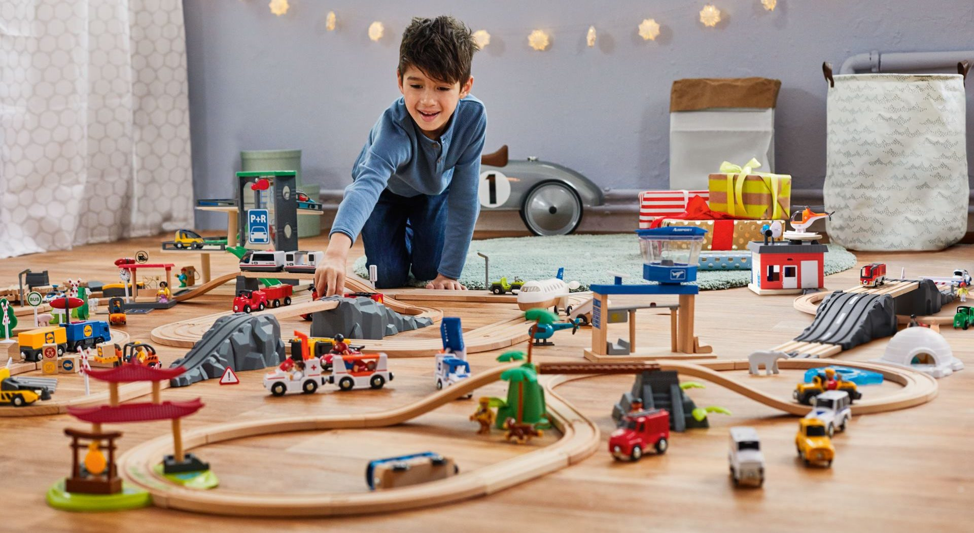 FOTO: Razveselite svoje mališane zabavnim i edukativnim igračkama iz Lidla