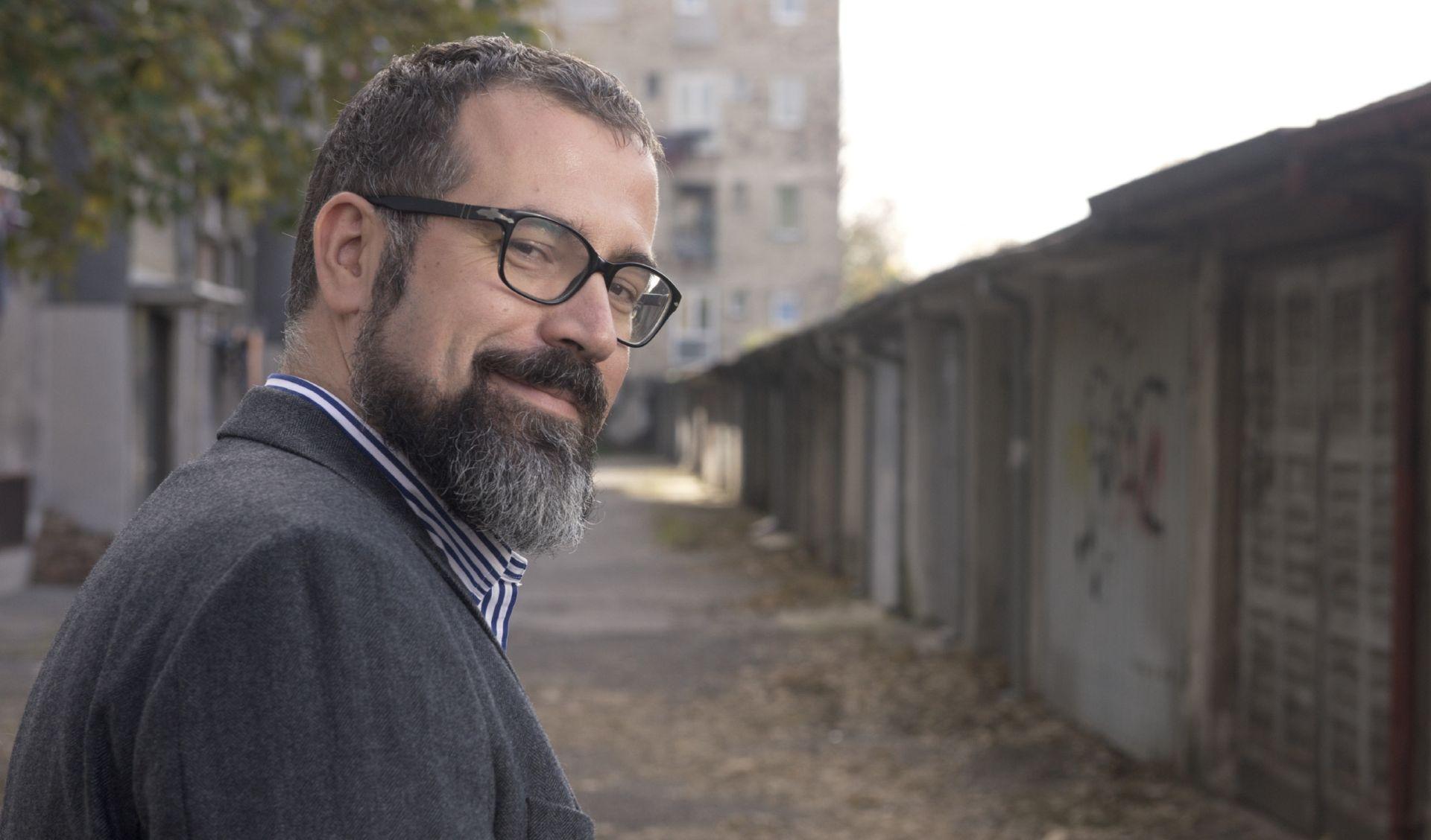 INTERVIEW: DOMAGOJ NOVOKMET 'Otišao sam s HTV-a na N1 jer me je smijenila politika'
