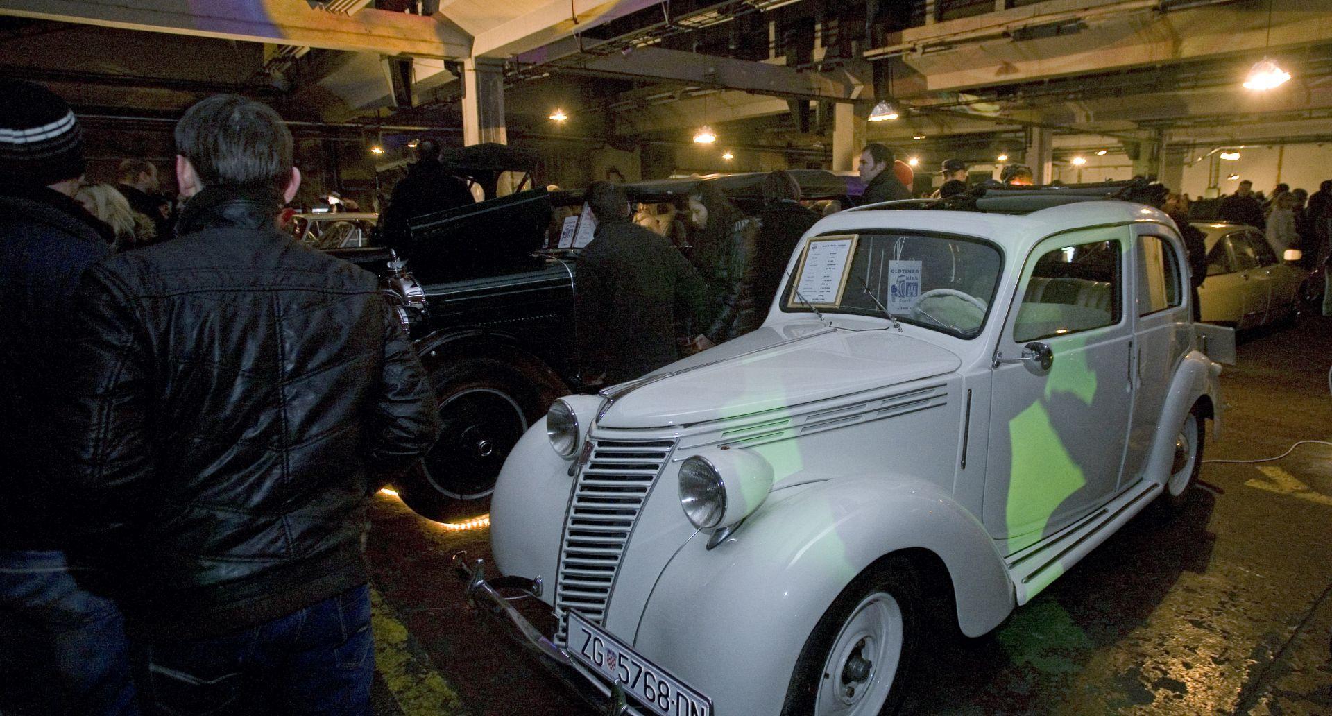 Muzeju starih automobila Ferdinand Budicki prijeti iseljenje ili gašenje