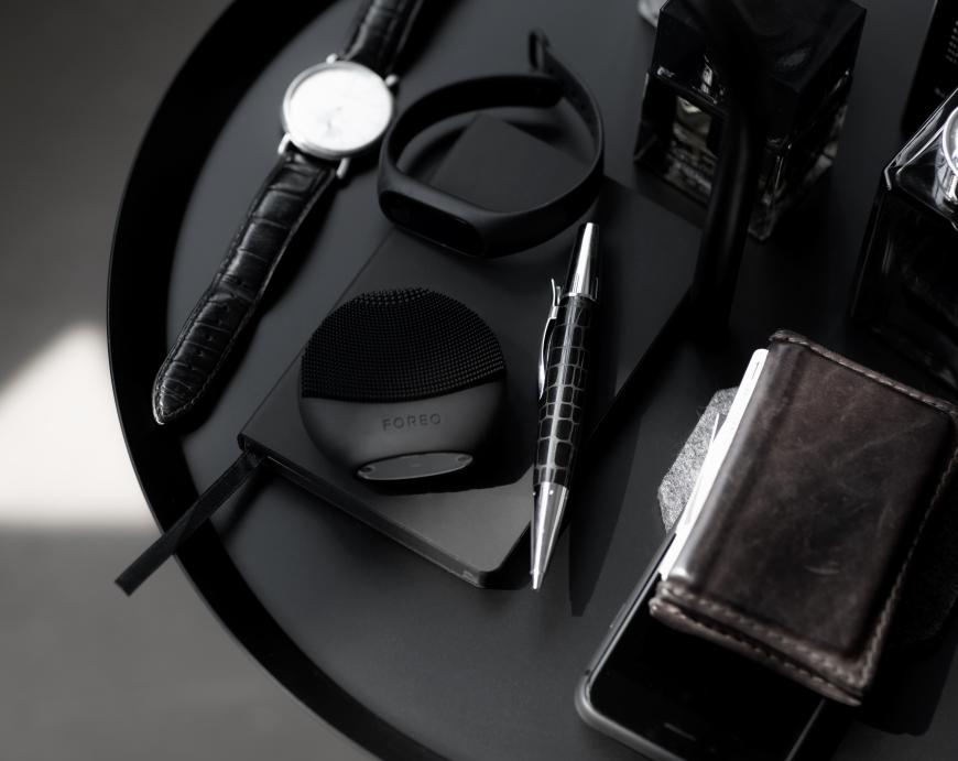 Švedski uređaj za čistoću muške kože