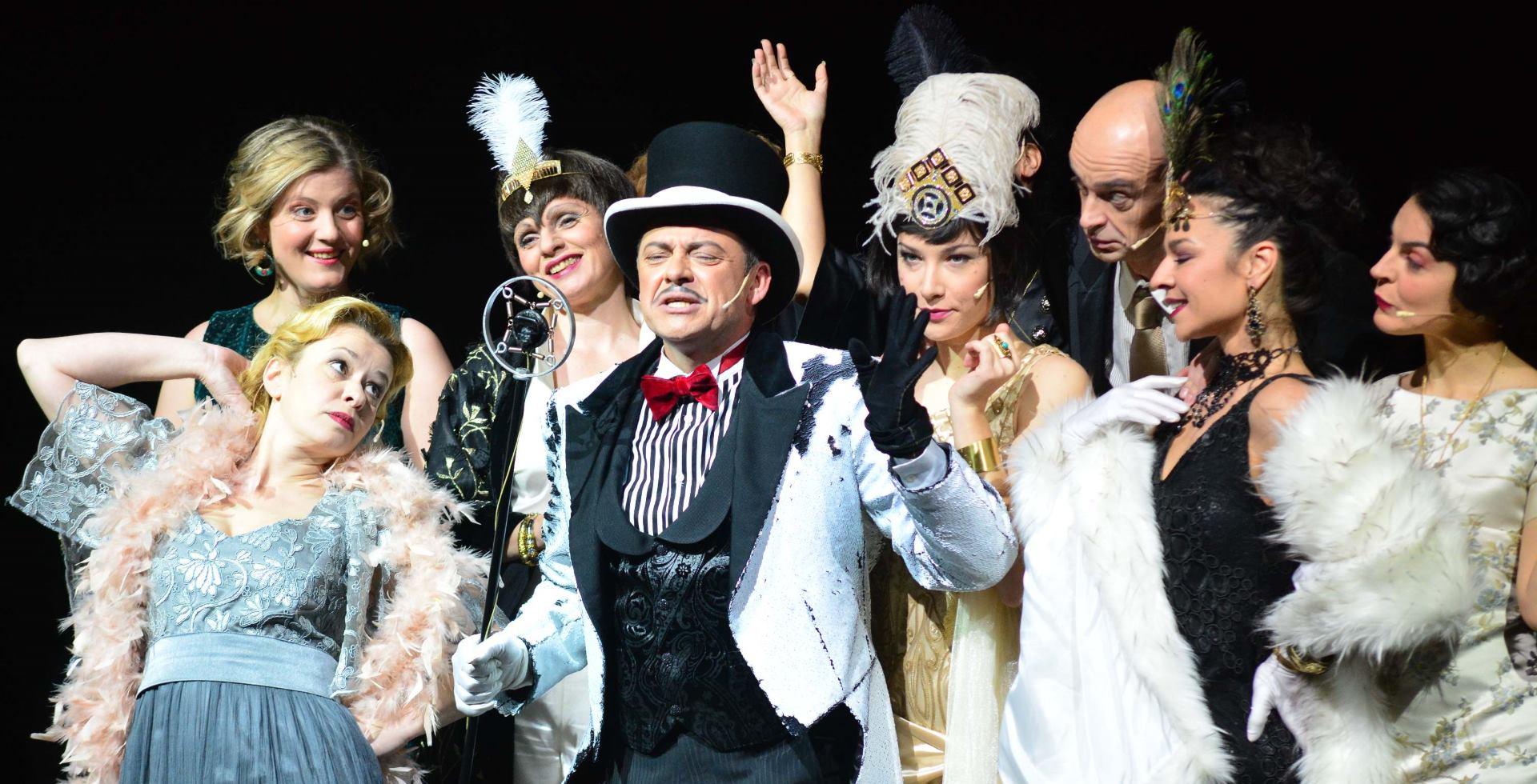 FOTO: Uskoro premijera predstave 'Faraon iz Ilice je mrtav'