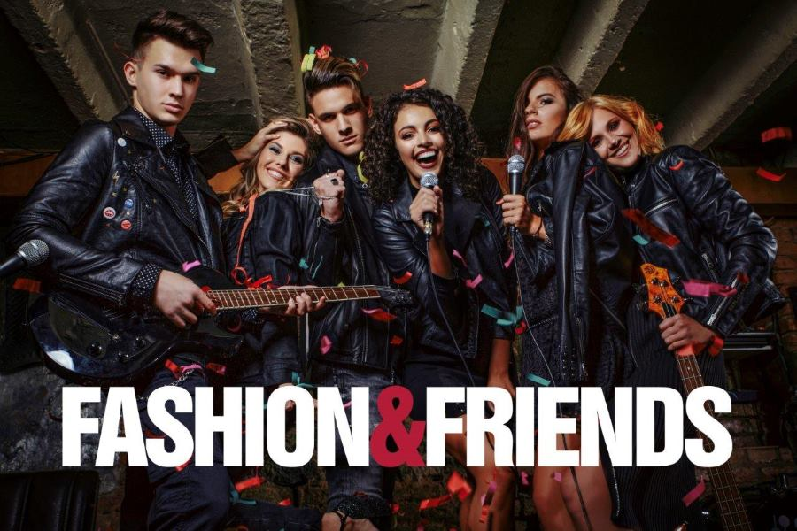 FOTO: VIDEO: Fashion&Friends najavio zimsku kampanju 'Let's get the party started'