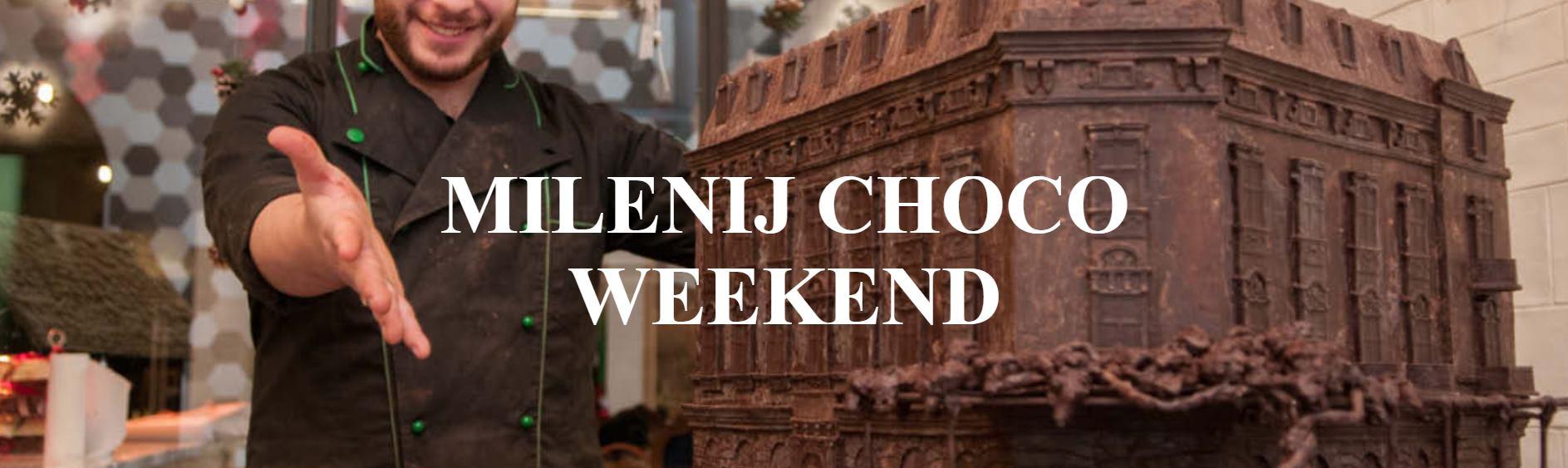 FOTO: Festival čokolade će zasladiti početak Adventa u Opatiji