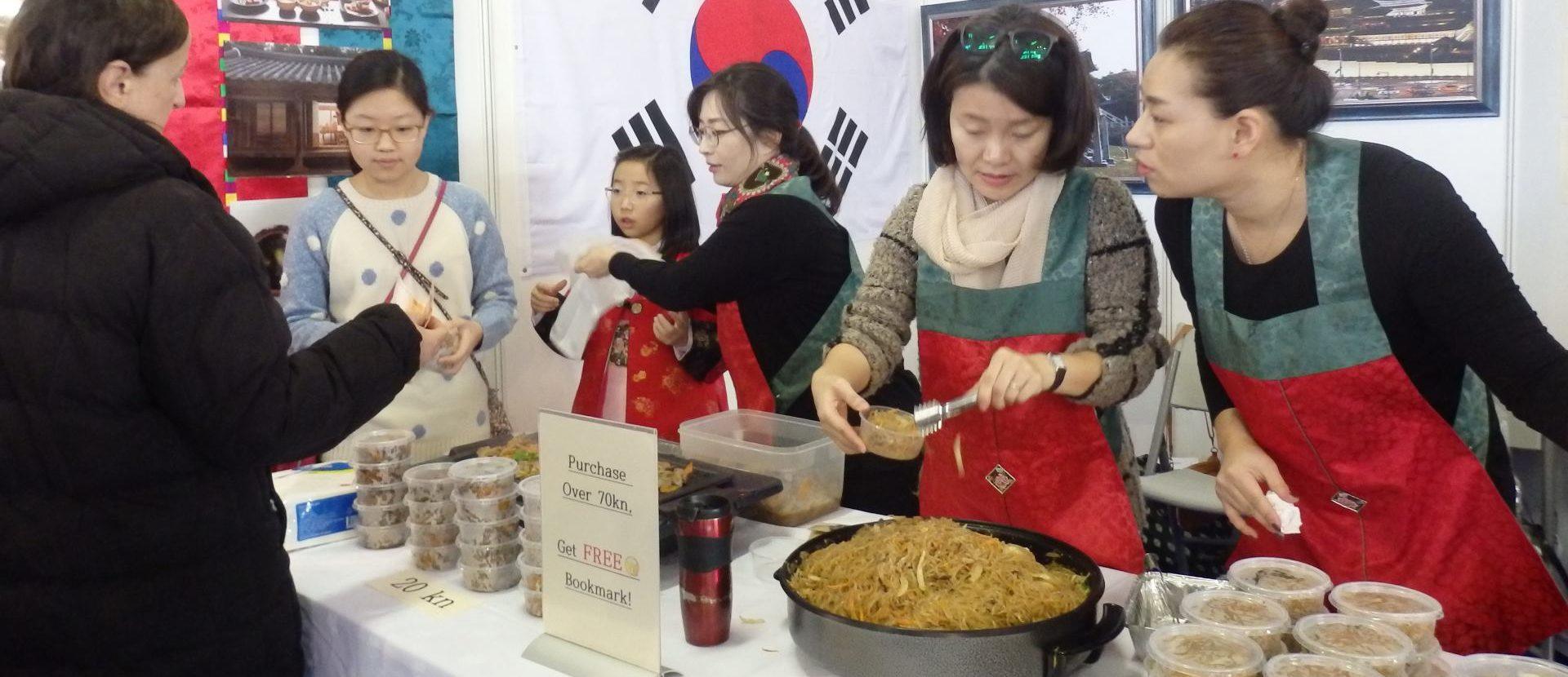 Festival hrane iz 50 zemalja svijeta na Božićnom sajmu u organizaciji Međunarodnog kluba žena Zagreb (IWCZ)