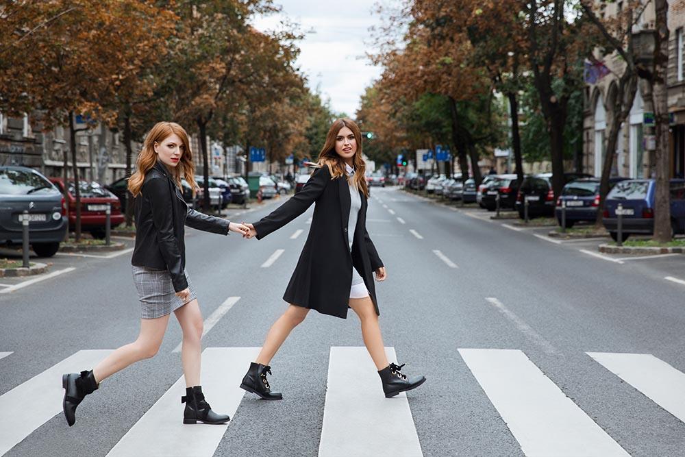 FOTO: GULIVER Stilski pomalo drugačije gležnjače za različite outfite