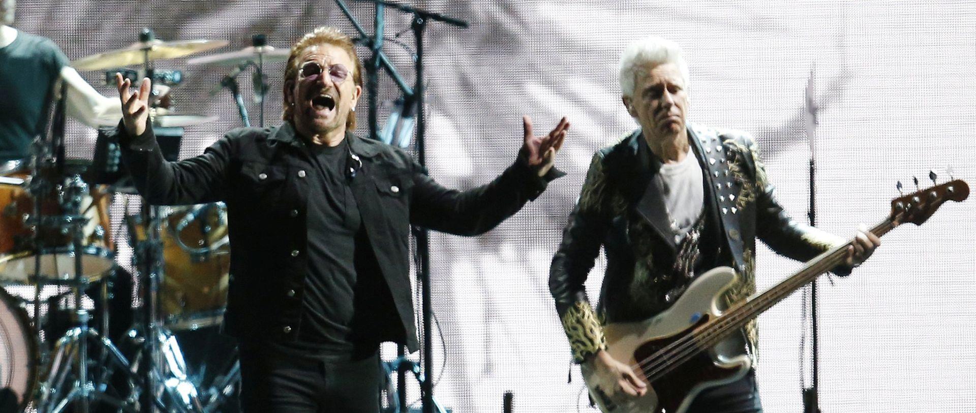 BERLIN Bono ostao bez glasa