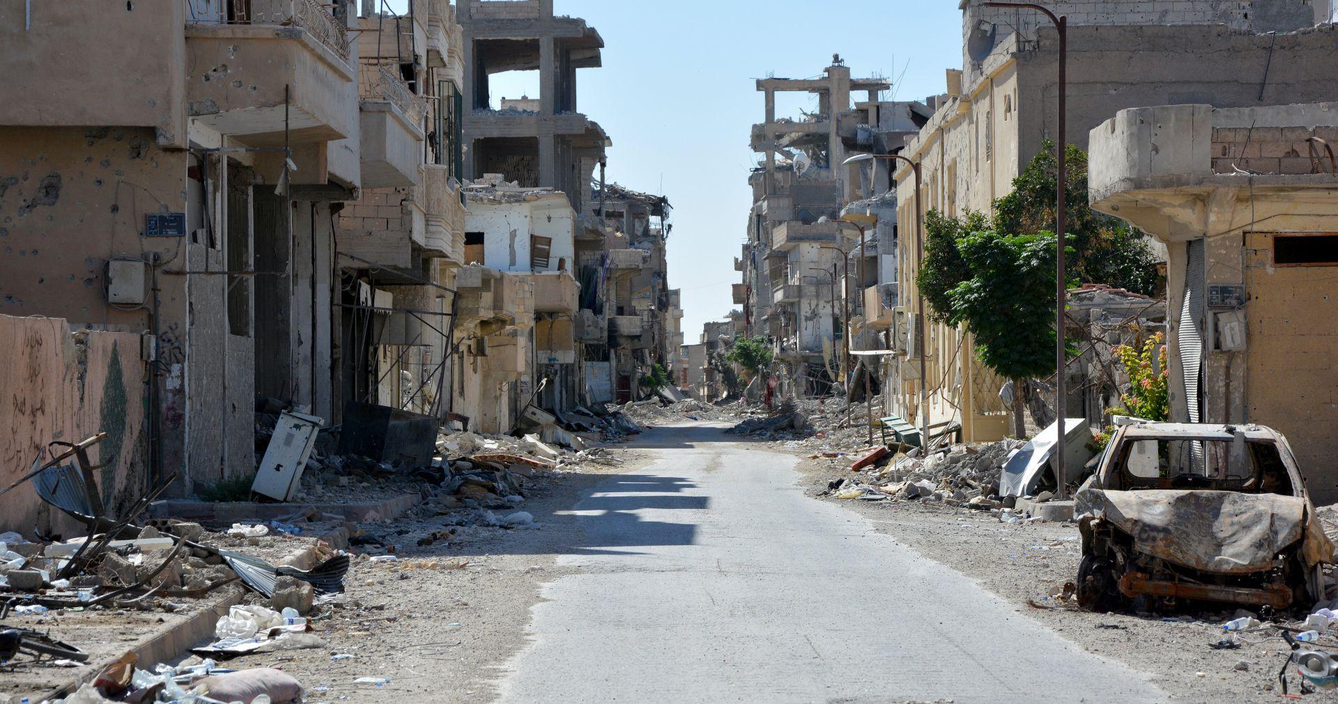 Islamska država vratila kontrolu nad Albu Kamalom