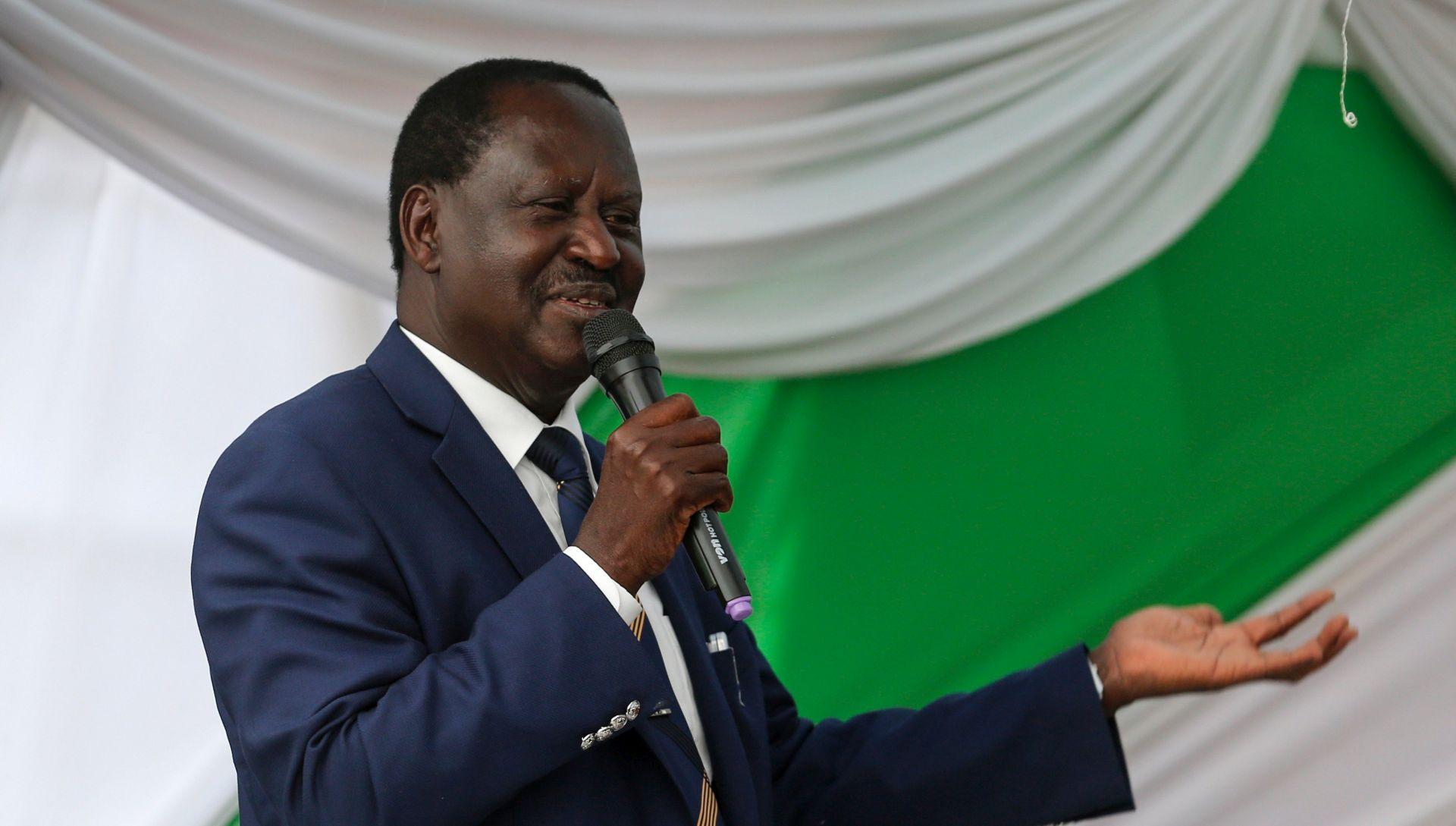 Kenyatta prisegnuo kao predsjednik Kenije