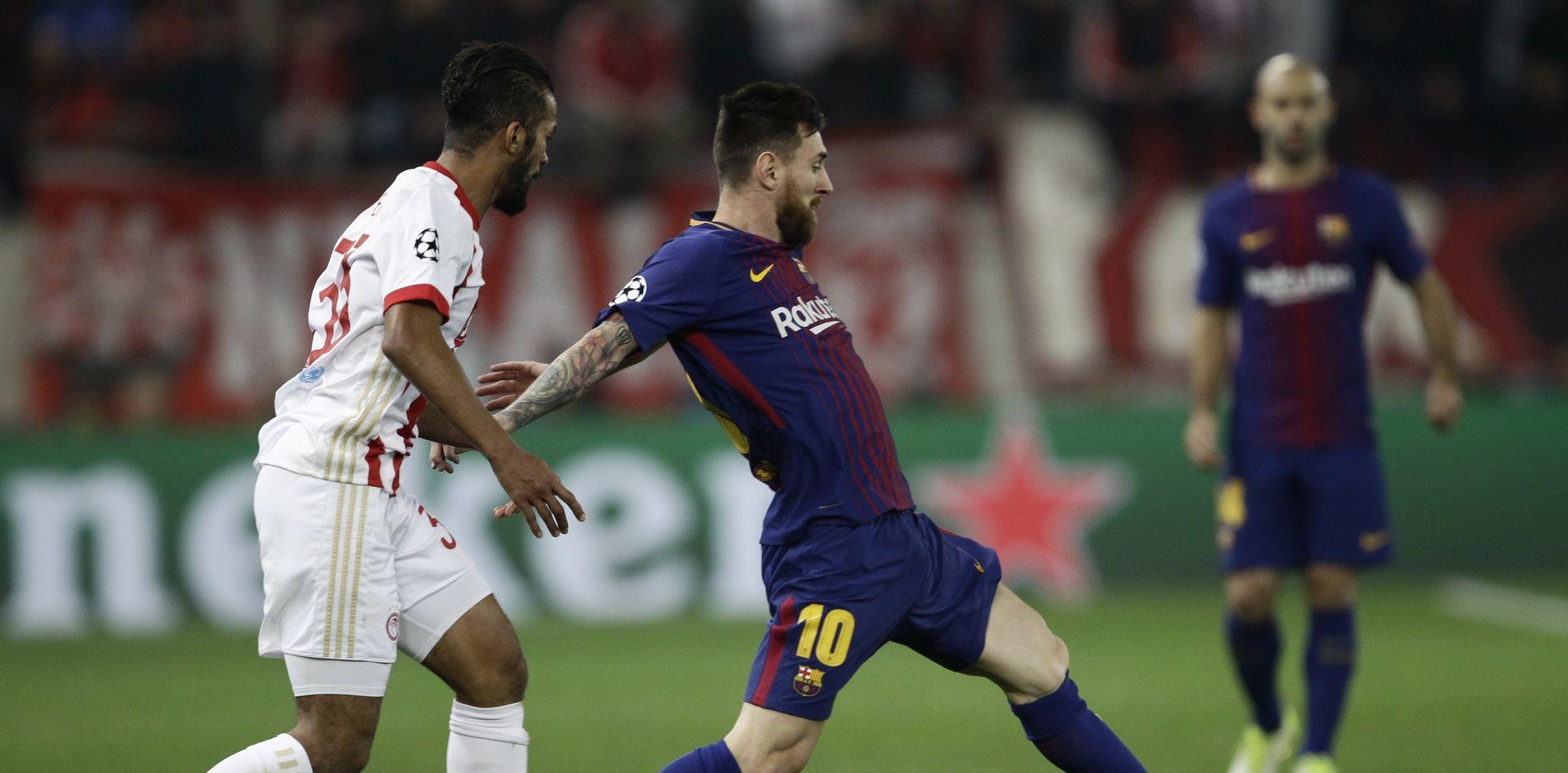 MESSI FULAO PENAL Espanyol srušio Barcelonu, u Madridu izboden navijač