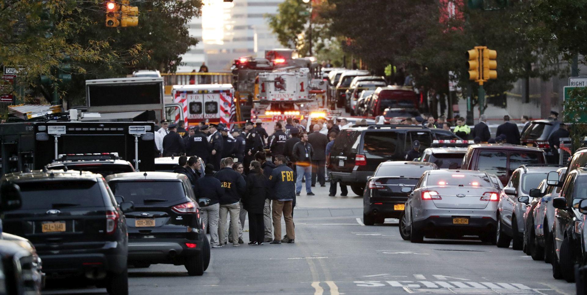 Tužitelji traže smrtnu kaznu za napadača na biciklističkoj stazi u New Yorku