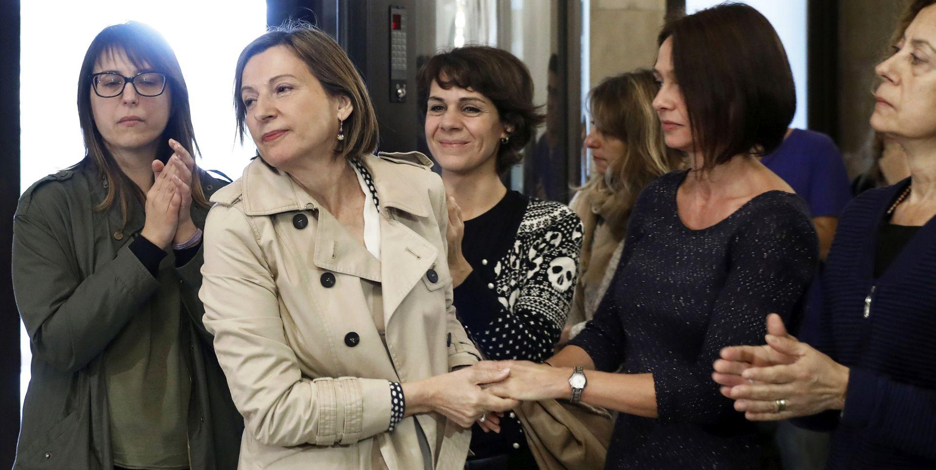 Državno odvjetništvo zatražilo pritvor za predsjednicu katalonskog parlamenta