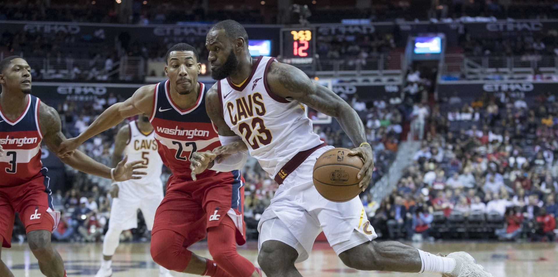 NBA Bogdanović ubacio 21, a Šarić 15 poena, briljirao LeBron James sa 57 koševa