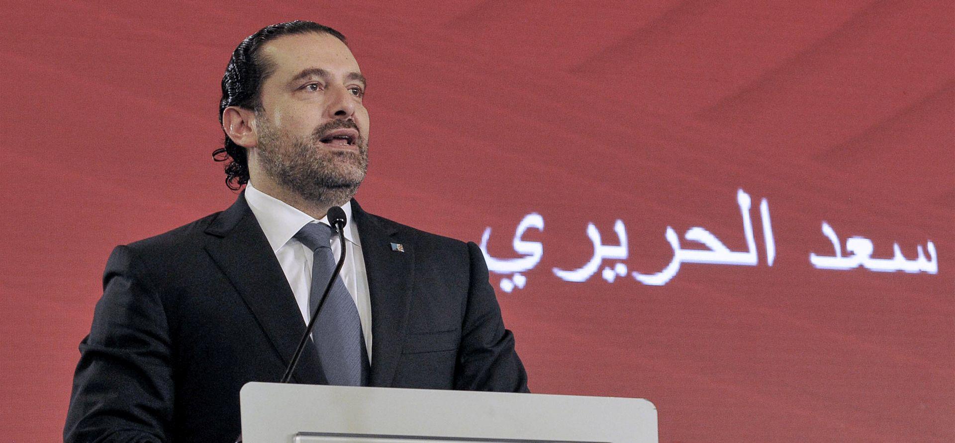 Hariri podnio ostavku pošto su prosvjedi prerasli u nasilje