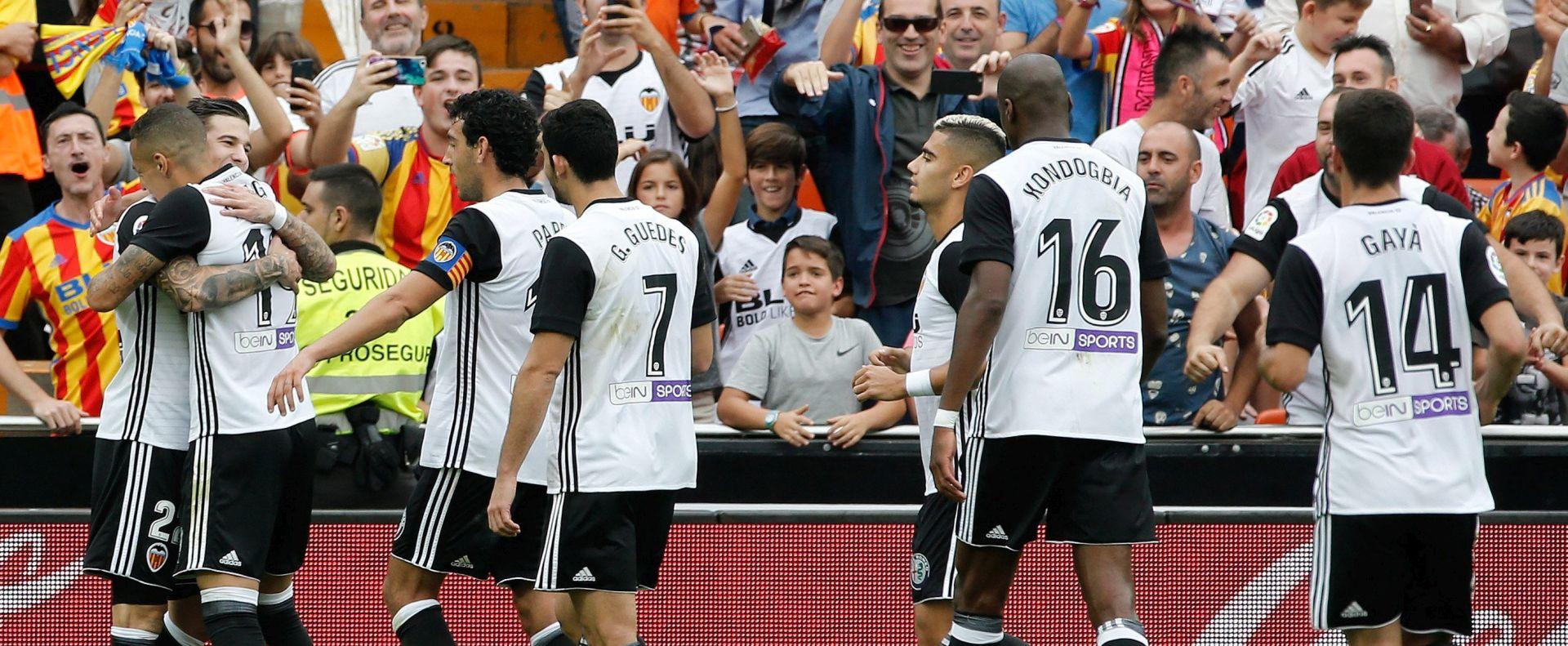 PRIMERA Valencia pobjedom došla na bod zaostatka za Barcelonon