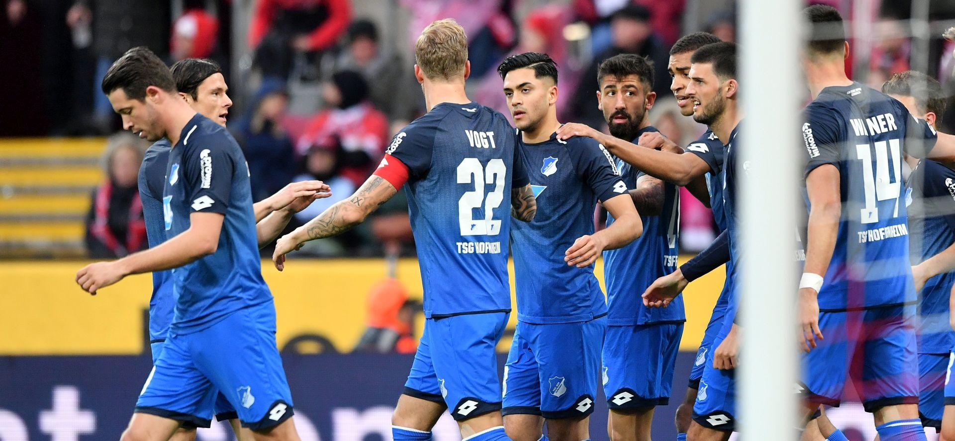 BUNDESLIGA Kramarić asistent u pobjedi Hoffenheima
