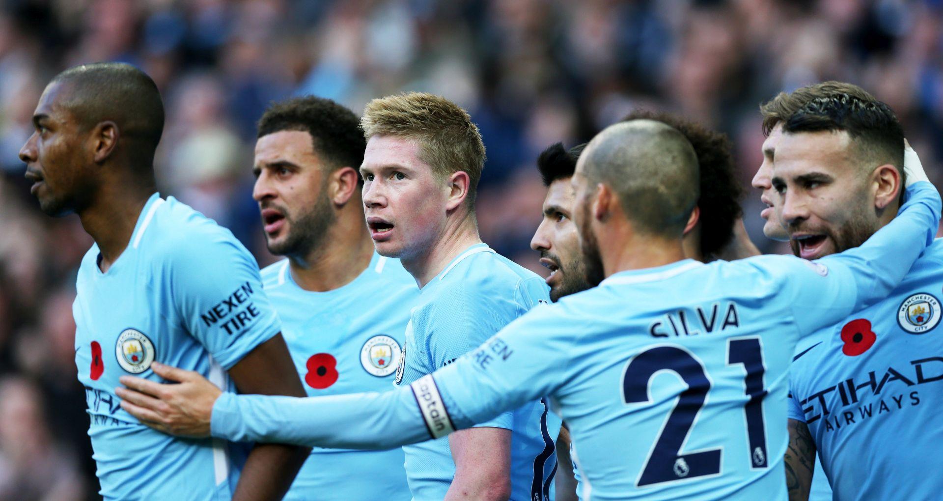 PREMIERLIGA City nastavio s pobjedama, Tottenham minimalno protiv Palacea