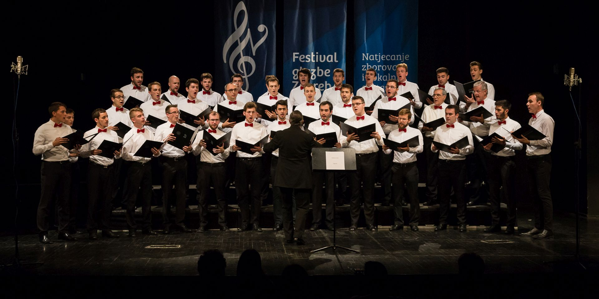 Dodjelom nagrada u Lisinskom završeno Natjecanje pjevačkih zborova i vokalnih sastava
