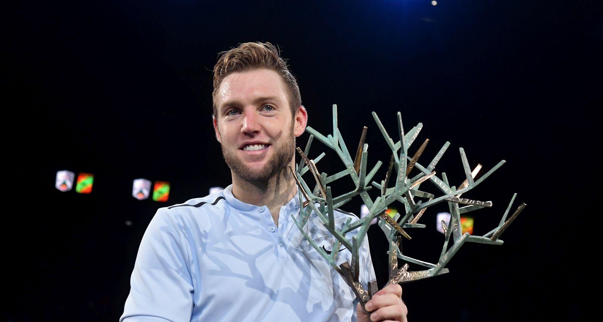 ATP PARIZ Jacku Socku prvi Masters naslov i plasman na ATP Finale