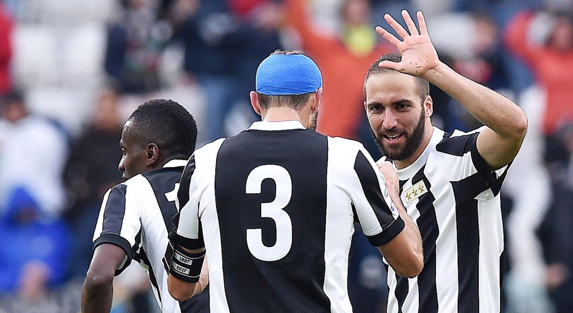SERIE A Pobjede Juventusa i Rome, remiji Intera i Napolija