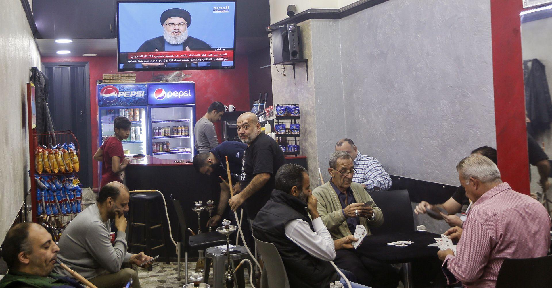 Hezbollah tvrdi da je Saudijska Arabija prisilila libanonskog premijera da podnese ostavku