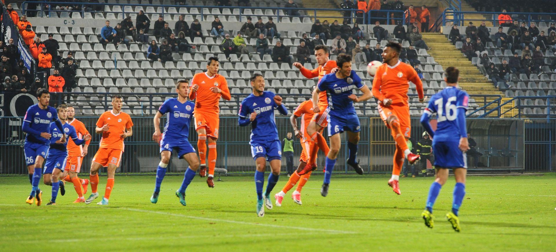 HNL Dinamo pobjedom 'pobjegao' na +10