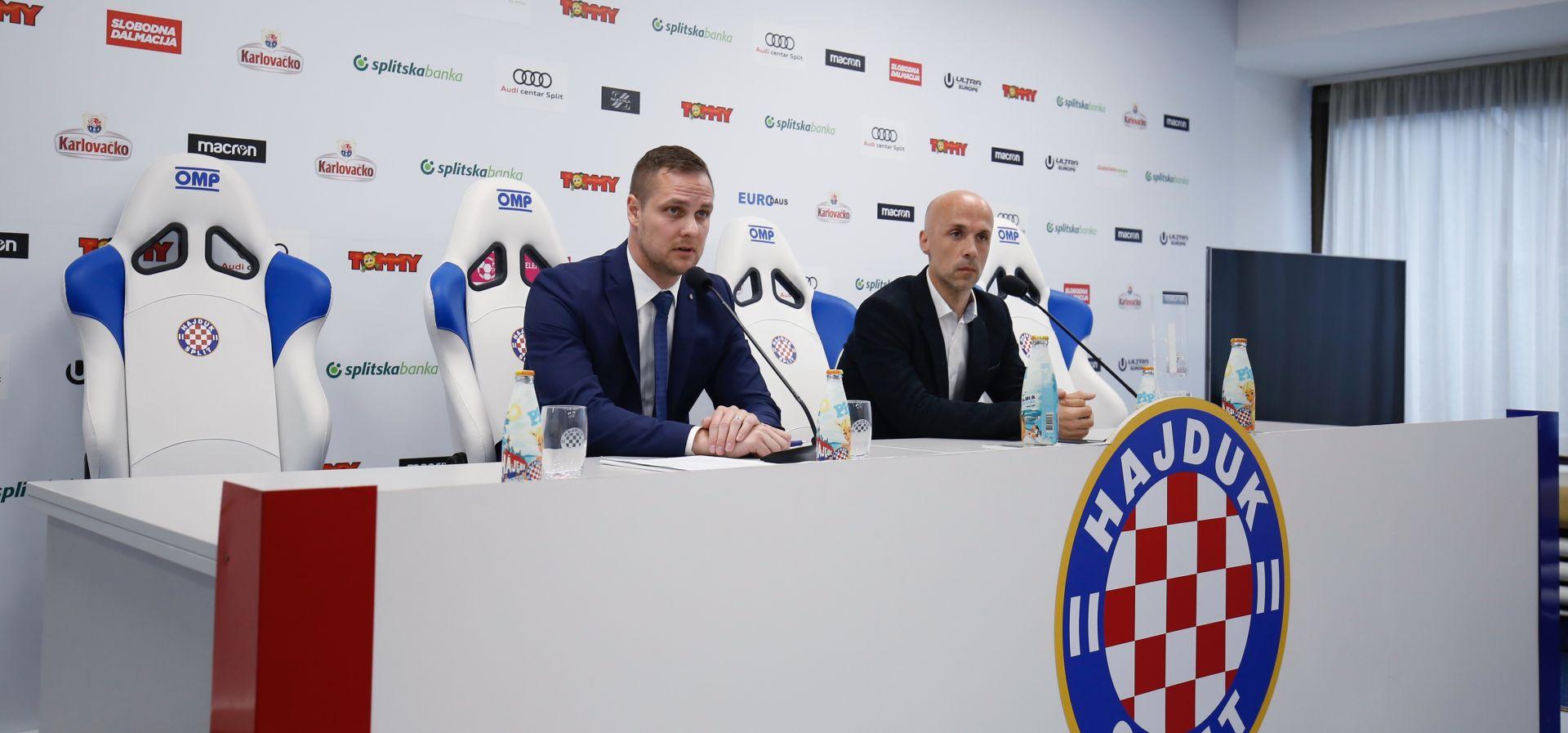 """JELIČIĆ """"Kos nema potrebnog znanja, iskustva, identitet da bi vodio klub kao što je Hajduk"""""""