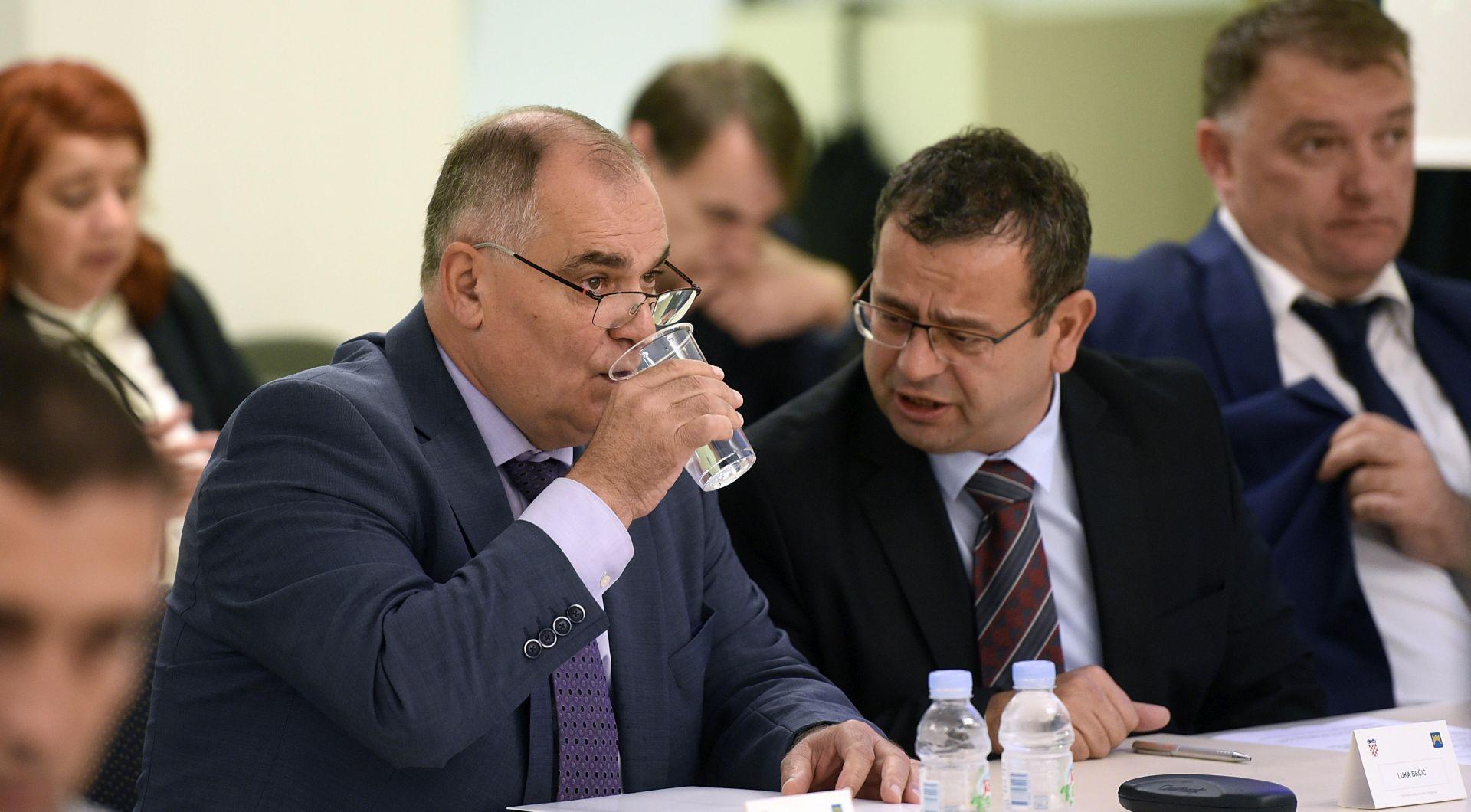 'Prioritetni projekt brza cesta Dugopolje-Kamensko'