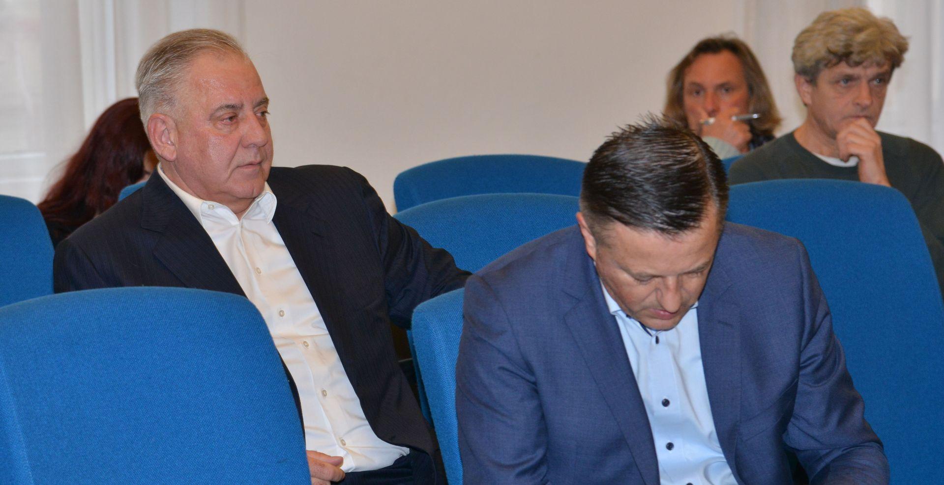 """FIMI MEDIA Nastavljeno suđenje Sanaderu: """"Istina je da je sve namještaljka"""""""