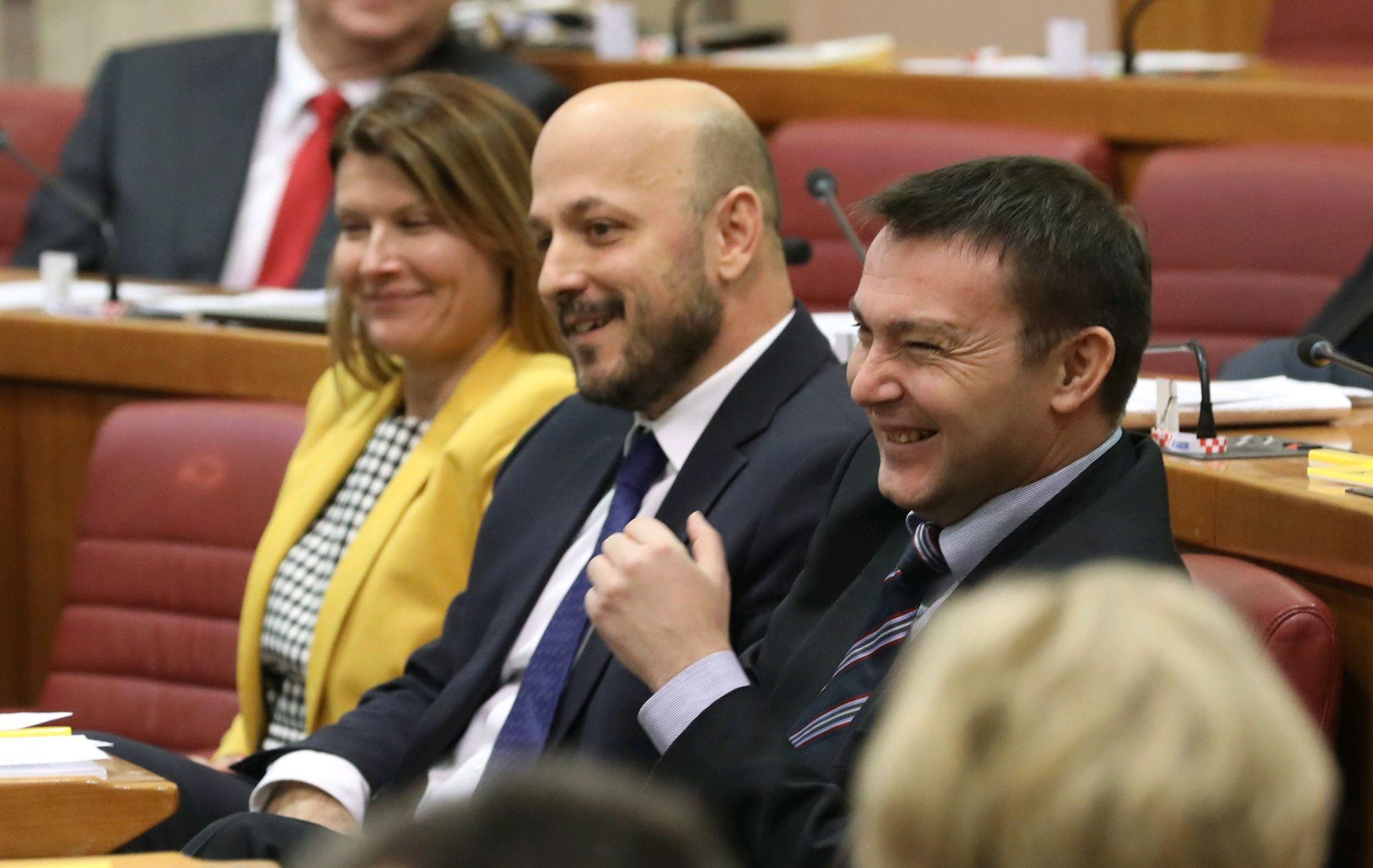 """MARAS """"Maske će pasti, SDP danas ne može izgubiti u Saboru"""""""