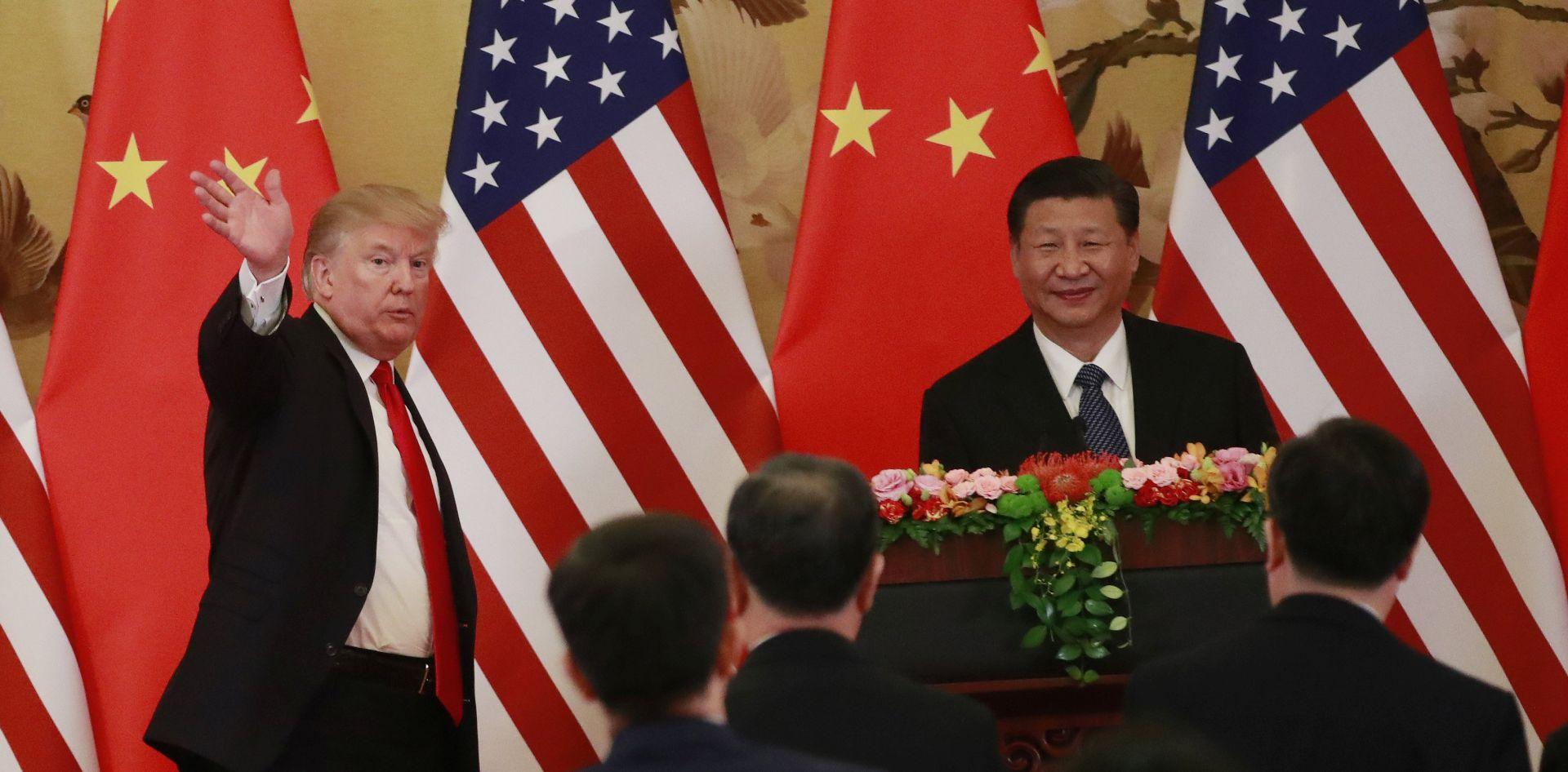 """Kina pozvala SAD da donese """"mudru odluku"""" o carinama"""