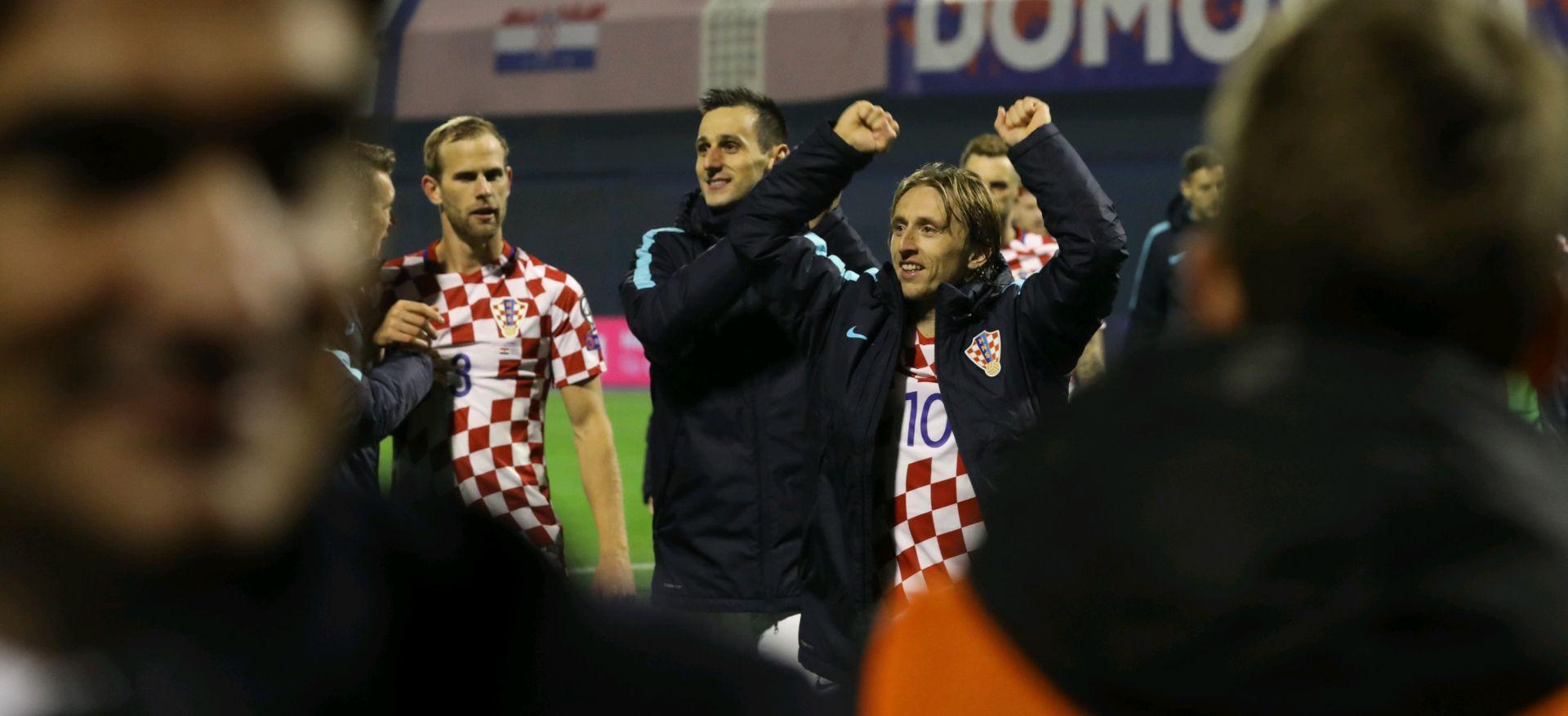 INCIDENTI PROTIV GRČKE: FIFA kaznila Hrvatsku sa 30 tisuća franaka