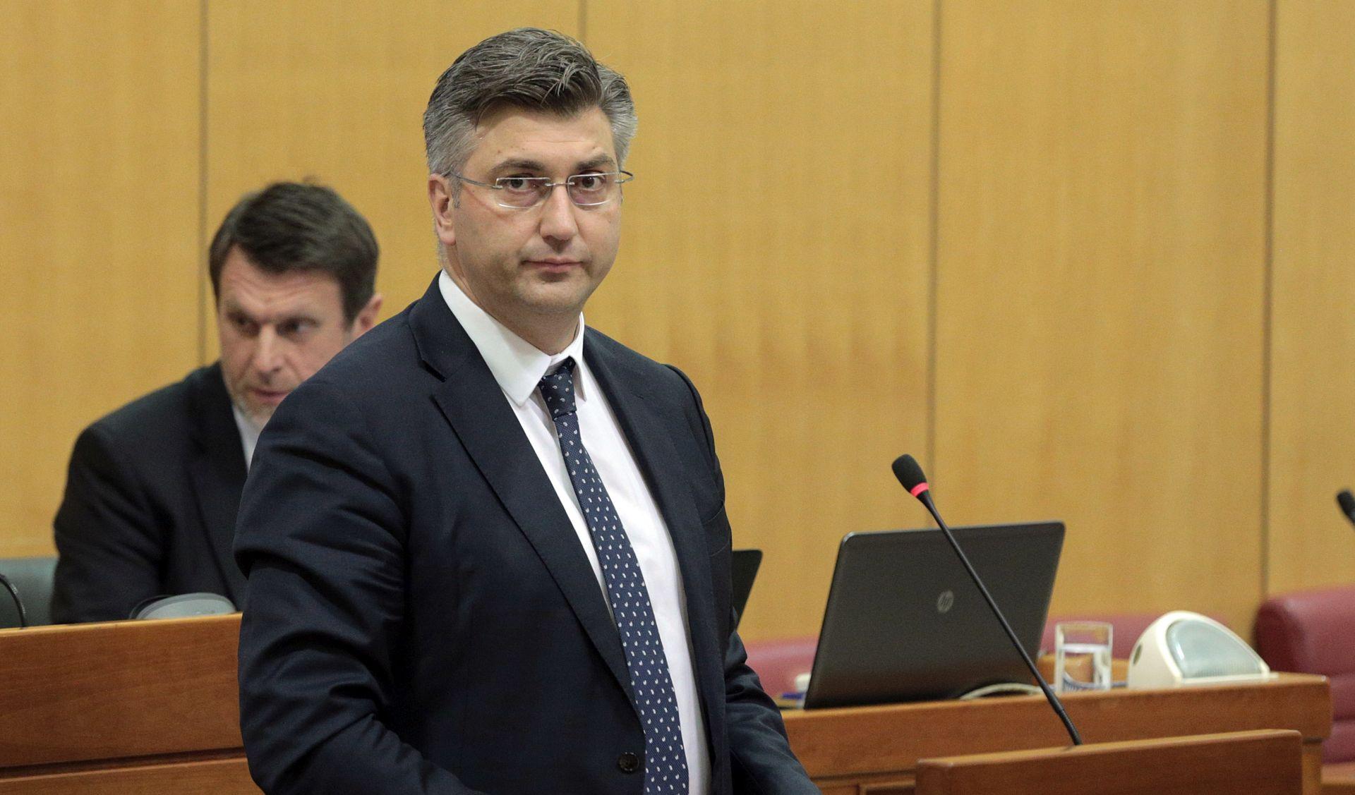 PLENKOVIĆ 'Nisam detektirao ambiciju Vrdoljaka da bude dio Vlade'